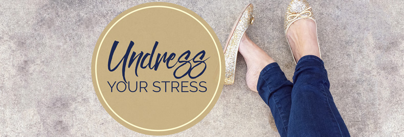 Undress Your Stress Class coming in April